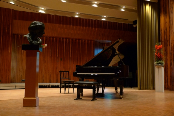 XI Darmstadt International Chopin Piano Competition 6 – 16
