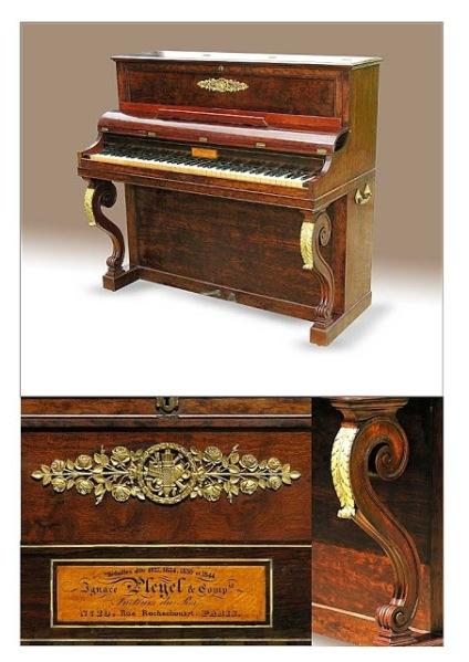 Lubimov Pleyel Pianino 1844