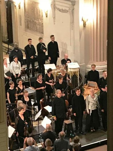 Divine Intervention – Leipzig and the Ring of Bach Cantatas 8 – 10