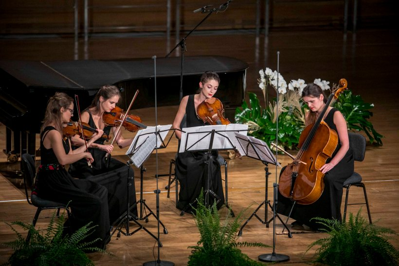 Atma Quartet Piotr Droździk
